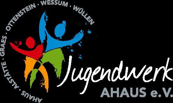 Jugendwerk Ahaus e. V. Logo